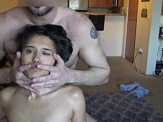 Bikini Girl Returns be advisable for a Hard Face Fuck &amp_ Rough Pussy Pounding