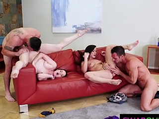 Dirty Pas Switching Sexy Sweety Teens