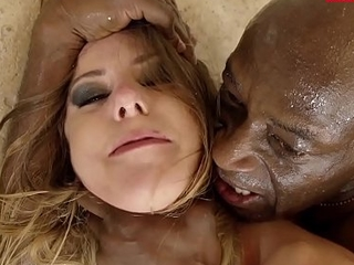LETSDOEIT - Busty Teen DPed involving Her Limit By Two BBC'_s (Stella Cox)