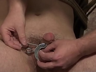 Mature master submits juvenile dick prevalent his will