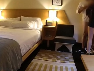 Naughty American Divorced MILF with Big Boobs From LETSFUCK.TODAY Gets Huge Creampie by Lucky British Young Unintended Tourist In Hotel Apartment on Bring together Cam On her Vacation in New York