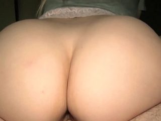 Homemade passionate sex young couple