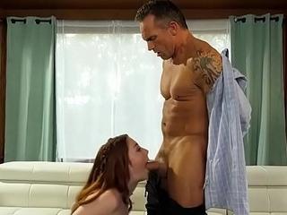 Arietta Adams gets fucked by an older english dude