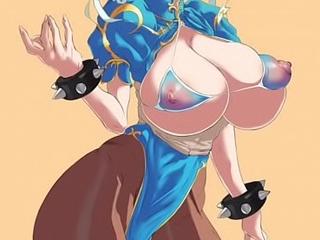 [Hentai] Busty Chun-Li of Street Fighter