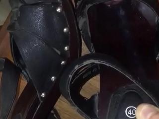 Fucking size 40 Rubi heels