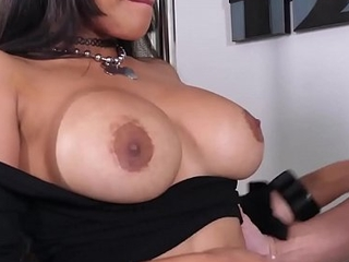OnlyTeenBlowjobs My Step Sister Is A Lord it over Asian Latina Teen!!