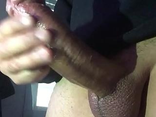give someone a thrashing cum huge load