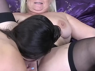 LACEYSTARR - Lesbian Sexual relations with Eva Johnson