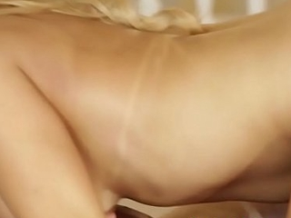 Mature pamper tittyfucking lucky young guy