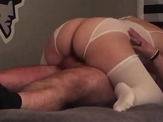 I met this naughty hook online on SexAtHome.us