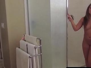 Daughter'_s Taboo - Loveliness Brooke Bliss Drunked Shower