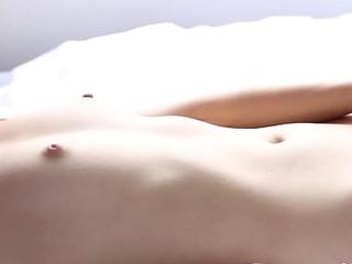 Slim Sexy Zazi Gets Off Just for U