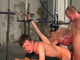 Young butt buddies fuck relating to mature pervert hard increased by fast