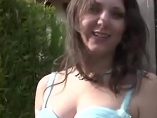 Nathalie une jolie normande qui aime la sodomie