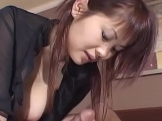 Pulling Asian Teen Likes Stabbing Foreplay Approximately Hung Lover